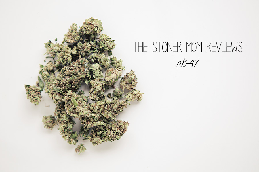 Weed Review Wednesday: AK-47