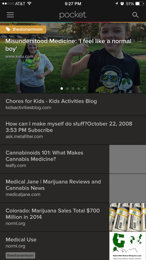 Modern Parenting: The Stoner Mom's Essential Apps