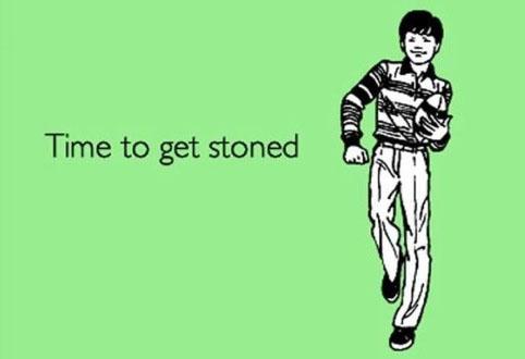 Motivational Monday! Nah, Fuck it, It's 420!