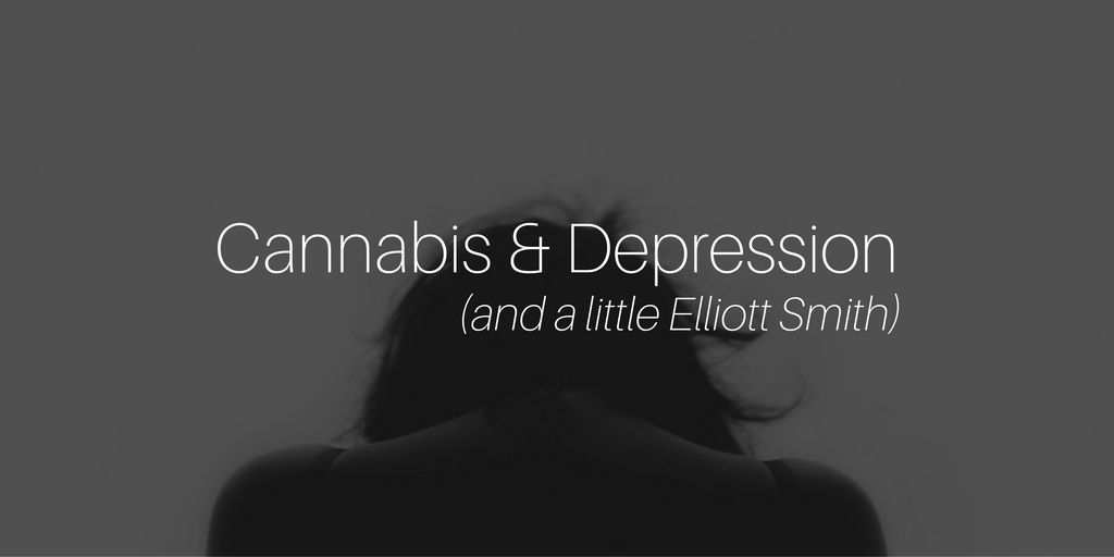 Needle in the Hay: Cannabis, Elliott Smith, and Depression