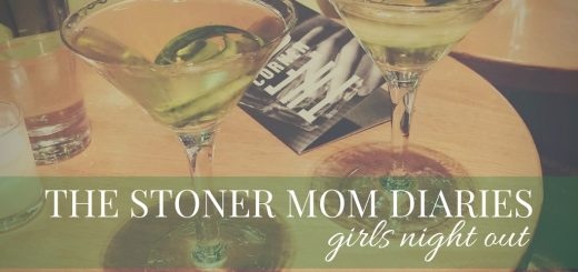 stoner mom girls night out