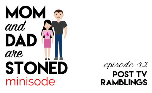 MINISODE | MADAS 42 | Post TV Ramblings