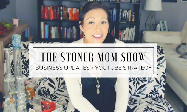 Business Updates, YouTube Strategy + 23 Bong Rips!