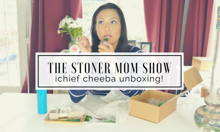 The Stoner Mom Show | iChief Cheeba Unboxing