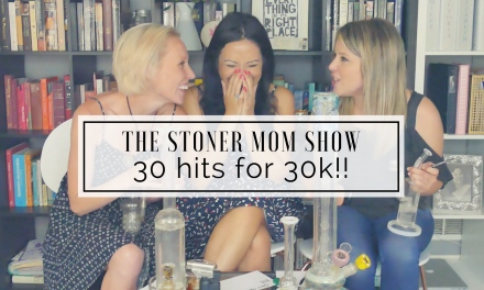 30 hits for 30k Subscribers! | The Stoner Mom Show