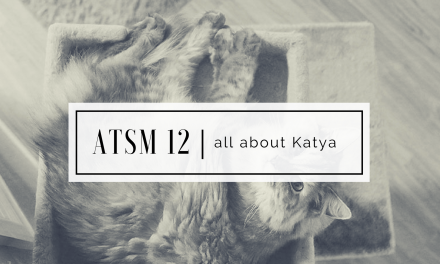 ATSM 12 | Cat Care with Katya