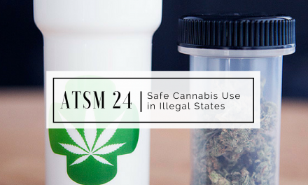 ATSM 24 | Safe Cannabis Use in Illegal States
