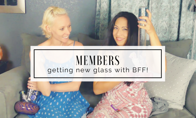 MEMBERS | Buying a New Piece with Bestie