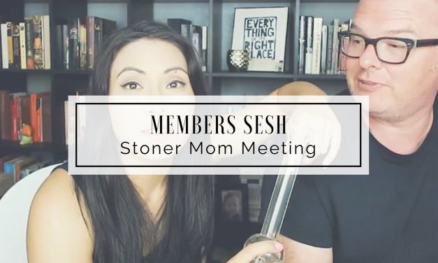 MEMBERS | a Stoner Mom Meeting & Stoner Sesh