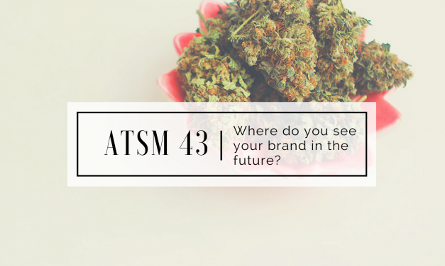 ATSM 43 | Where Do I See My Brand in the Future?