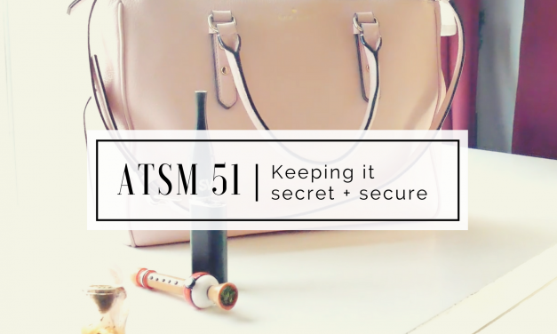 ATSM 51   Keeping it Safe and Secure