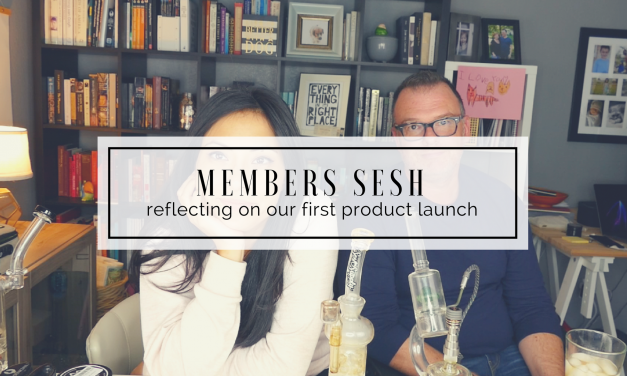 MEMBERS SESH | Talking about Our First Product Launch… Sort of