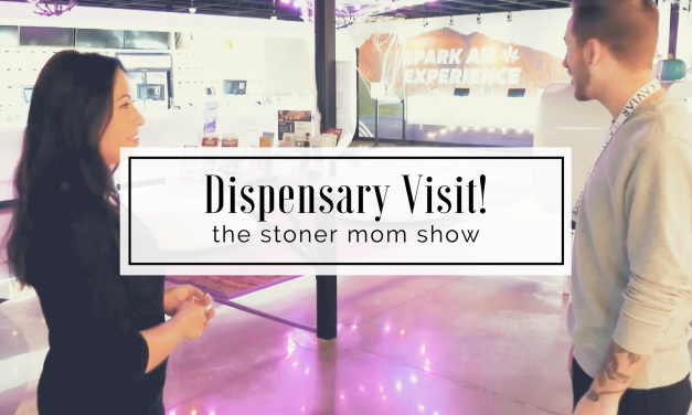 Cannabis Dispensary Visit | The Stoner Mom Show