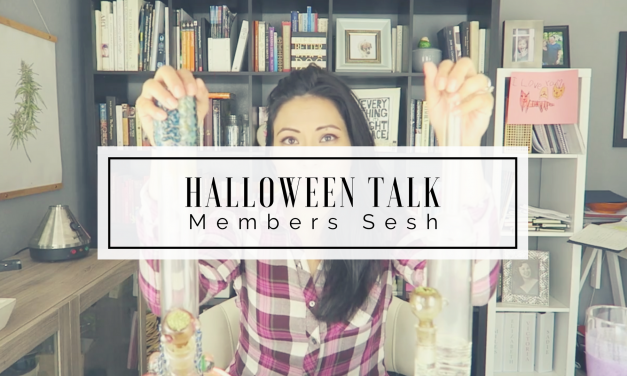 MEMBERS | Halloween Talk