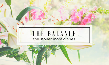 The Balance | The Stoner Mom Diaries