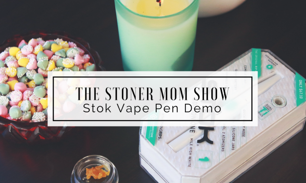 Stok Edition One | Vape Pen Demo