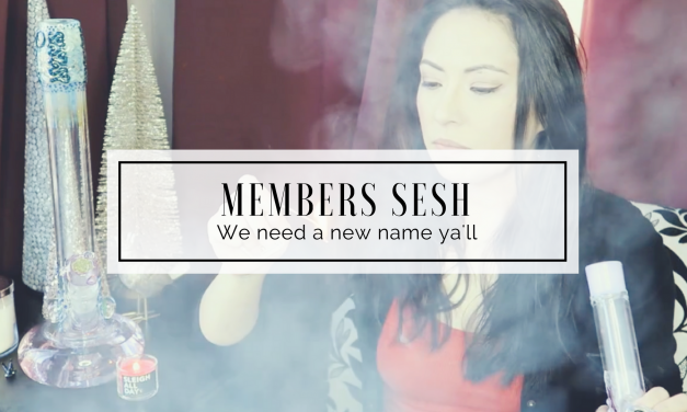 MEMBERS | We Need a New Name