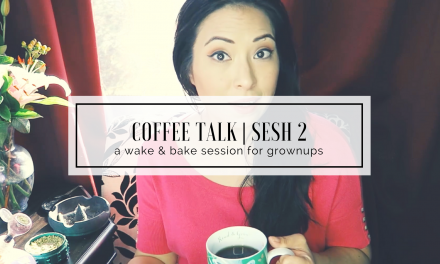 Coffee Talk Sesh 2 | a Sesh for Stoned Grownups