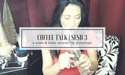 Coffee Talk Sesh 3 | More Sex Crime + former FLOTUS talks social media + Weezy's Tattoos + Zoloft