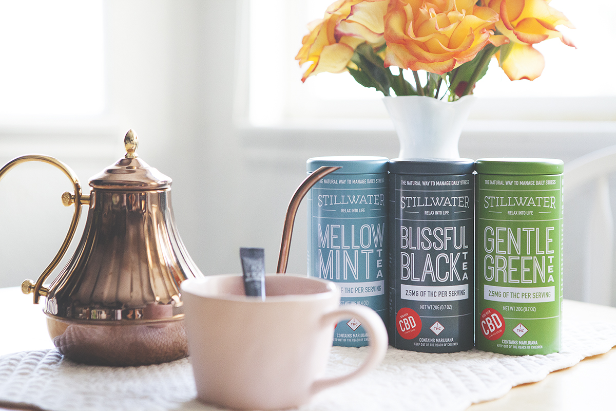 Stillwater Brands Review | THC Infused Tea and Coffee