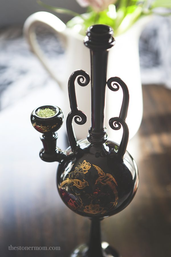 New Glass | Ming Dynasty Water Pipe by The China Glass