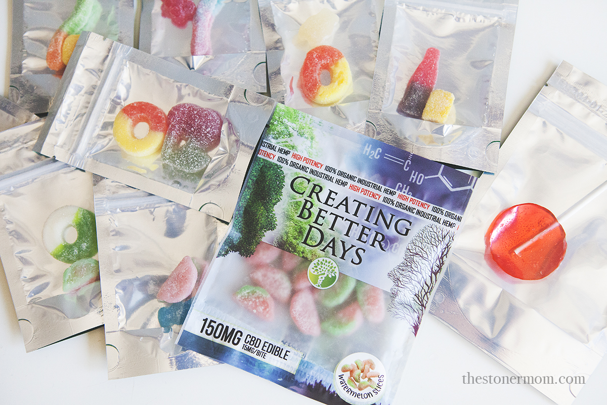 Creating Better Days Review + CBD GIVEAWAY!