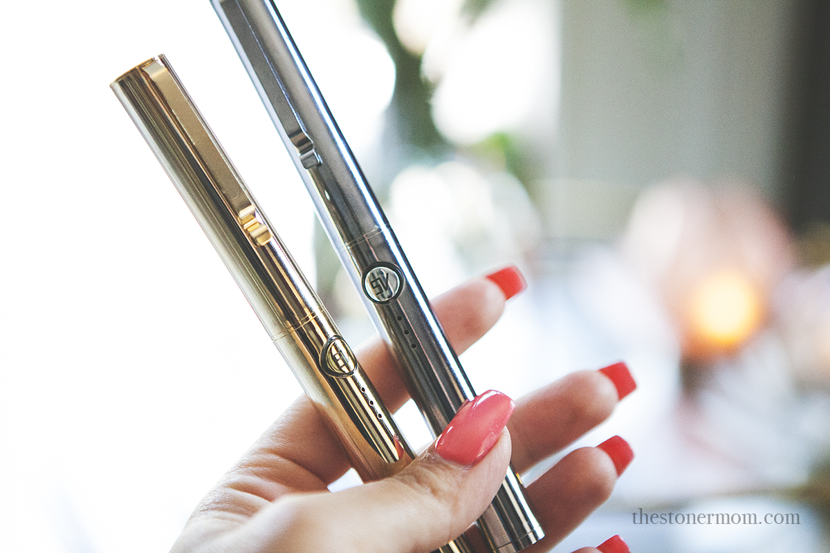 Sensi Luxury Vapes Review   The Stoner Mom's New Favorite Concentrate Pen