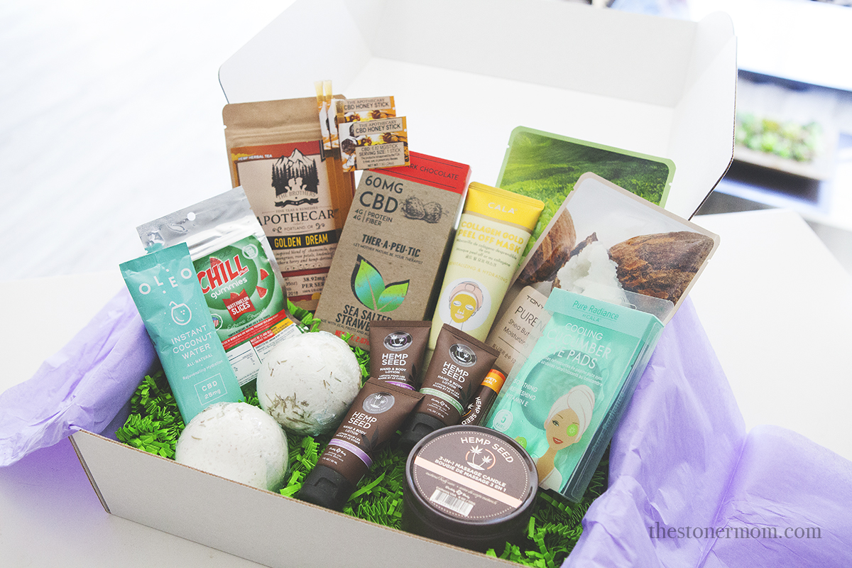 Time Out, My Way: The First Wellness CBD Box   Review and Unboxing Video + GIVEAWAY!