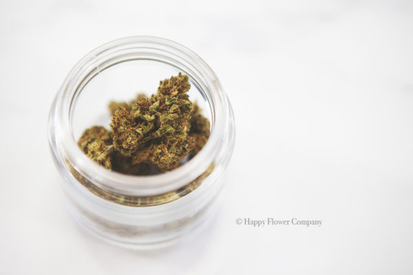 Happy Flower Company hemp flower